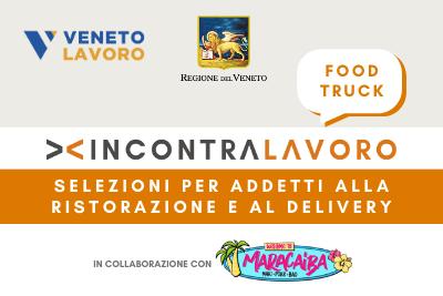 IncontraLavoro: selezioni addetti alla ristorazione e al delivery InformaGiovani Montecchio Maggiore